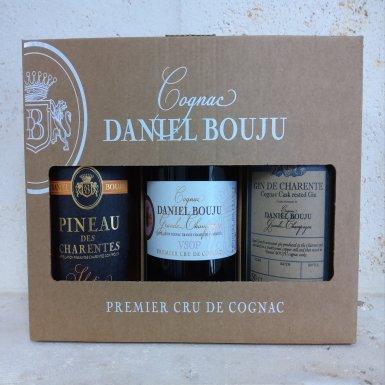 COFFRET TRIO - Cognac Daniel Bouju