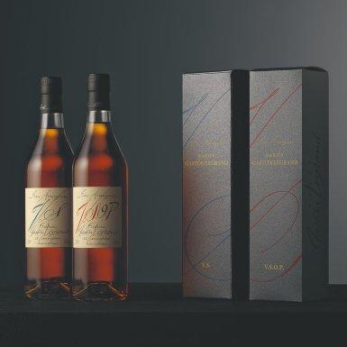 Bas-Armagnac Gaston Legrand VSOP - Cognac Lheraud