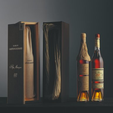 Bas-Armagnac Gaston Legrand 2001 - Cognac Lheraud