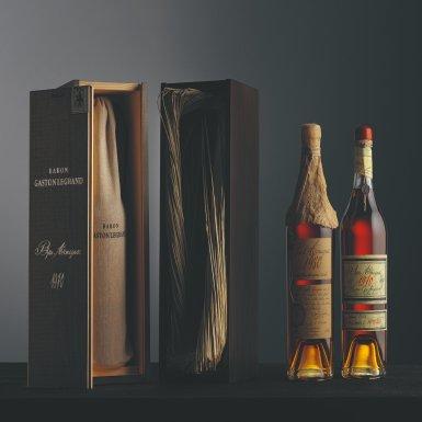Bas-Armagnac Gaston Legrand 1981 - Cognac Lheraud