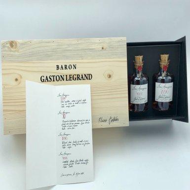 Bas-Armagnac Gaston Legrand Coffret Dégustation - Cognac Lheraud
