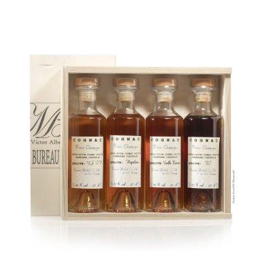 4 Cognacs, 4 Plaisirs - Michel Bureau et fils