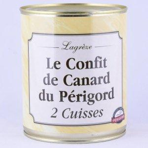 Confit de canard du Périgord