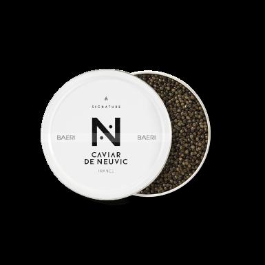 """Caviar """"Signature"""" ( boite de 30g)  - Caviar de Neuvic"""