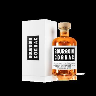 Cognac XO Brut de fût 1998 53%vol. - Bourgoin Cognac