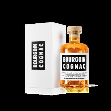 Cognac XO Microbarrique 1998 43%vol. - Bourgoin Cognac