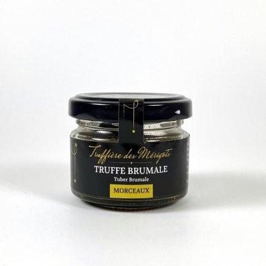 Truffes brumales 1ere ebullition 20g - La truffière des Mérigots