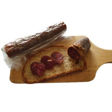 Chorizo doux de boeuf - Ferme du Gilet - GAEC Jean