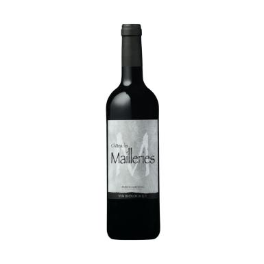 Château Les Mailleries Cuvée M AOC Bergerac 2018 - Vignobles Fabien Castaing