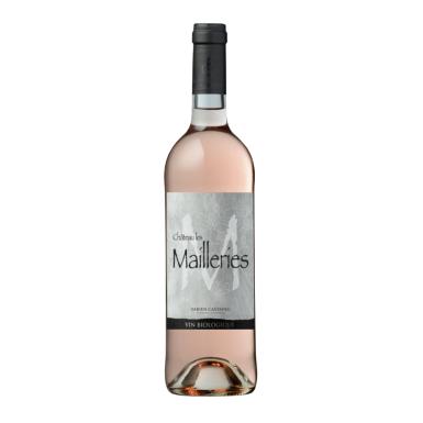 Château Les Mailleries Cuvée M AOC Bergerac rosé 2020 - Vignobles Fabien Castaing
