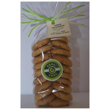 Sablés cacahuètes - Sabl' & Croc