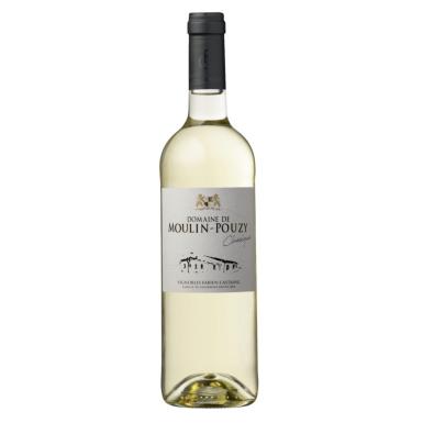 Domaine de Moulin-Pouzy Classique AOC Côtes de Bergerac blanc 2020 - Vignobles Fabien Castaing