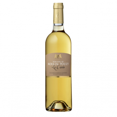 Domaine de Moulin-Pouzy La Cuvée AOC Monbazillac 2014 - Vignobles Fabien Castaing