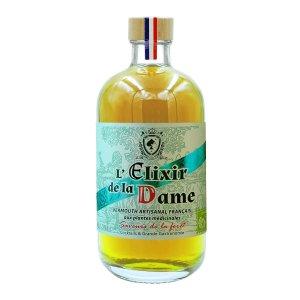 L'Elixir de la Dame – vermouth artisanal sec d'hiver : la forêt