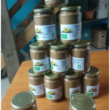 Farine de Noix Bio 500 Gr - Ecomusée de la noix