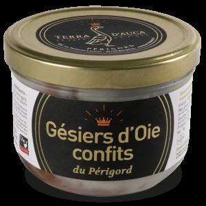 Gésiers d'oie du Périgord 450ml
