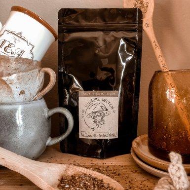 Tisane Rooibos Cacao et noix | La Tisane du Central Perk - The Gilmore Witch