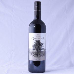 rouge Domaine de Garancille - Millésime 2018 bouteille 75 cl