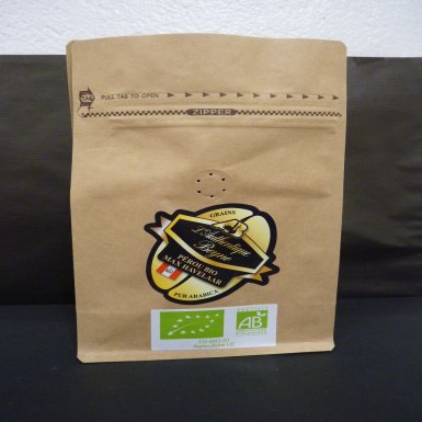 Café Bio Pérou Pur Arabica 250 g en grains - L'Authentique Beyne