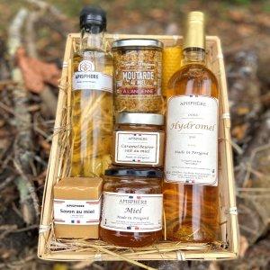 Panier Extra des produits de la ruche