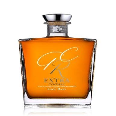 Cognac Extra - Cognac Gérard et Cécile Raby