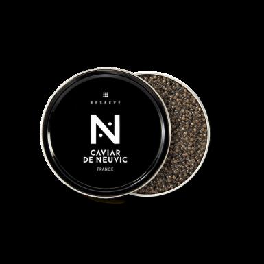 """Caviar """"Réserve"""" - Caviar de Neuvic"""