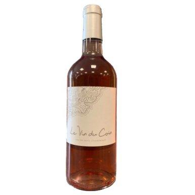 Le Vin du Coin Rosé - IGP Charentais - Maison Soulat