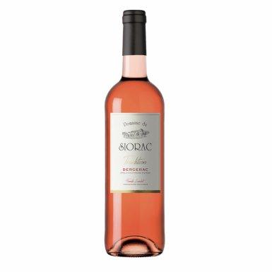 Tradition rosé - vin AOC Bergerac - Le domaine du Siorac