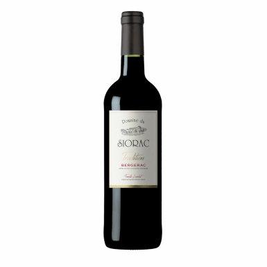 Tradition rouge 2017 - vin AOC Bergerac - Le domaine du Siorac