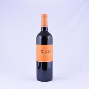 Xvin Rouge par Terre vieille - IGP Vins du Périgord