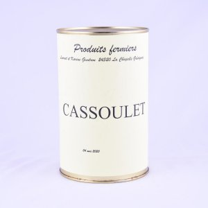 Cassoulet de la ferme