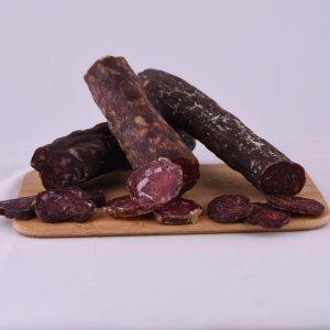 Trio de saucissons de bœuf