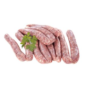 Lot 1 kg - Saucisses chipolata
