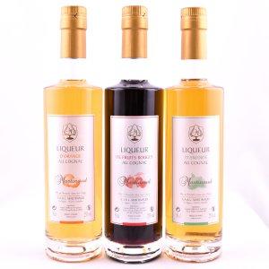 Liqueurs au cognac