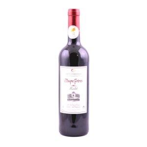 Vin Charentais Merlot rouge