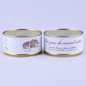 Foie gras entier 190g