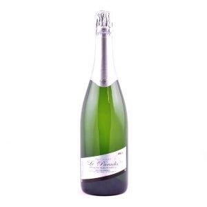 """Vin mousseux méthode traditionnelle Brut """"Le Paradis"""""""