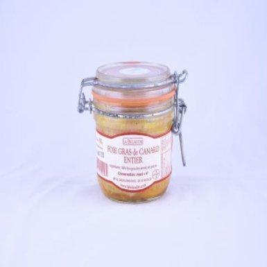 Foie gras de canard entier - La Bélaudie Havard