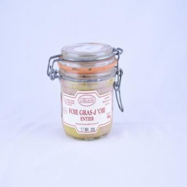 Foie gras d'oie entier - La Bélaudie Havard