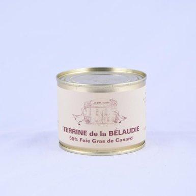 Terrine de La Bélaudie - La Bélaudie Havard