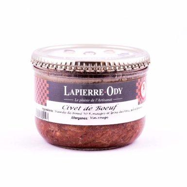 Civet de boeuf - Lapierre-Ody