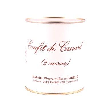 Confit de canard (2 cuisses) - Ferme Labrue