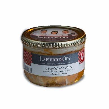Confit de porc  - Lapierre-Ody