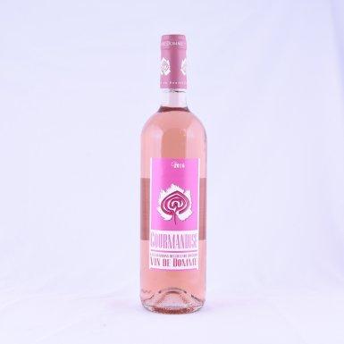 Gourmandise Bio 2020 - IGP Périgord rosé - Vignerons des Coteaux du Céou