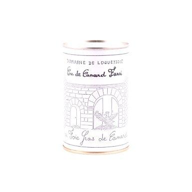 Cou de canard farci au foie gras - Domaine de Loqueyssie