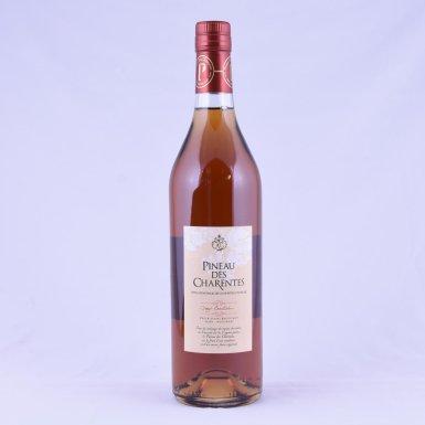 Pineau rosé - Cognac Remy Couillebaud