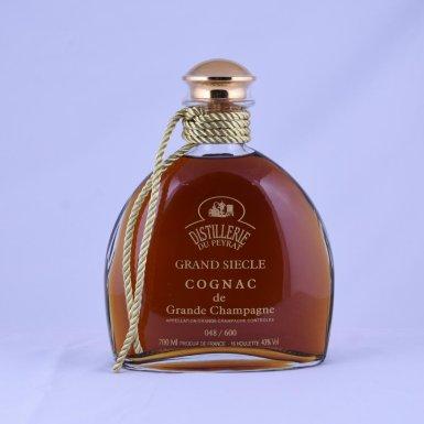 Cognac grand siècle - Distillerie du Peyrat
