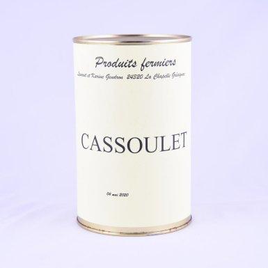 Cassoulet de la ferme - Ferme Gendron