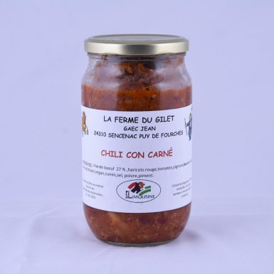 Chili périgourdin - Ferme du Gilet - GAEC Jean