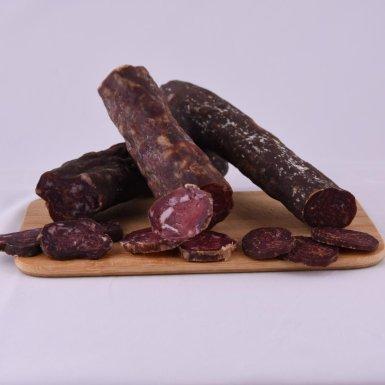 Trio de saucissons de bœuf - Ferme du Gilet - GAEC Jean
